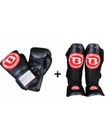 Booster Booster Fight Gear Kickboxing Set Combi Deal