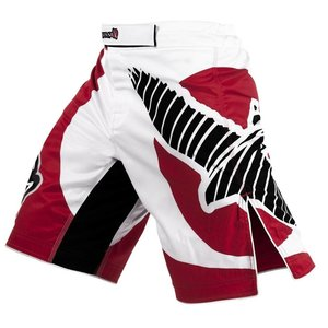 Hayabusa Hayabusa Chikara Fight Shorts Red by Hayabusa Fightwear