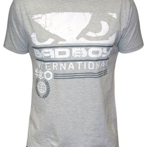 Bad Boy Bad Boy International Fighter T Shirt Vechtsport Kleding