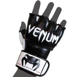Venum Venum MMA Handschuhe Undisputed Black MMA Gloves Leder