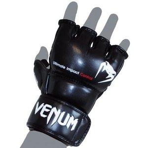 Venum Impact Black MMA Handschuhe Skyntex by Venum Fightgear
