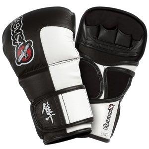 Hayabusa MMA Handschoenen Tokushu 7 OZ Sparring Gloves Black