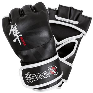 Hayabusa Hayabusa Ikusa 4oz MMA Gloves Black MMA Handschoenen