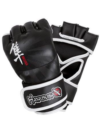 Hayabusa Hayabusa Ikusa 4oz MMA Handschuhe Schwarz