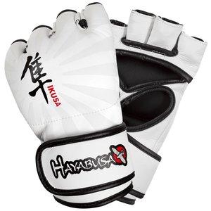 Hayabusa Hayabusa Ikusa 4oz MMA Gloves White MMA Handschoenen