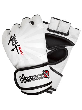 Hayabusa Hayabusa Ikusa 4oz MMA Handschuhe Weiß