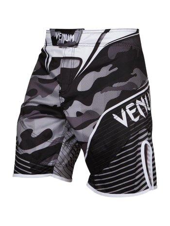 Venum Venum MMA Fight Shorts Camo Hero Black White MMA Shop