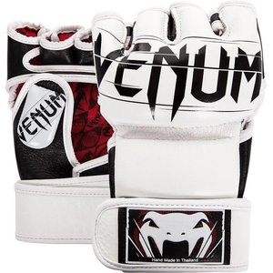 Venum Venum Undisputed 2.0 Weiß MMA Handschuhe Gloves Leather