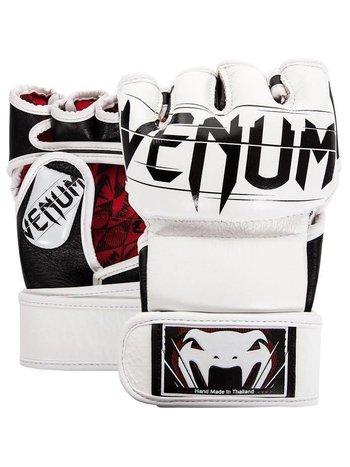 Venum Venum Undisputed 2.0 Weiß MMA Handschuhe Gloves Leather
