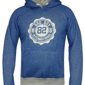 Bad Boy Bad Boy Crest Hoodie Air Force Blue MMA Kleding
