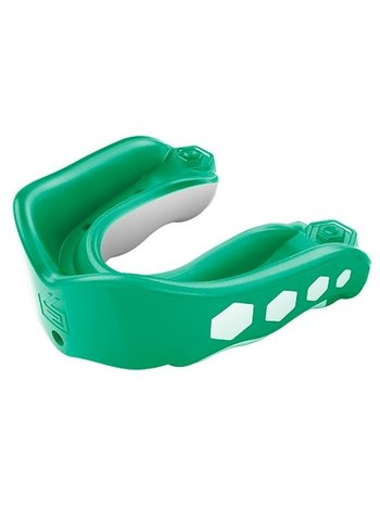 Shock Doctor Shock Doctor Gel Max Flavour Fusion Mouthguard Green Mint