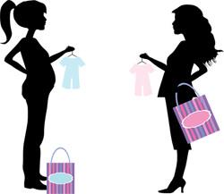 Was ist eine Babyshower oder Babyparty?