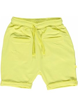 gelbe Baby Shorts BIO