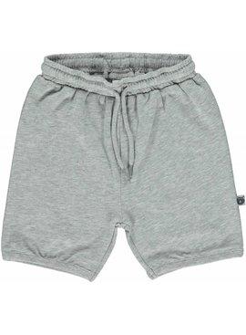 Småfolk - bunte skandinavische Mode graue Baby Shorts BIO