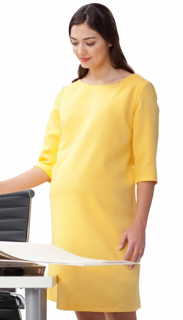 mamaija  Umstandskleid gelb von mamaija
