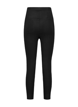 Love2Wait schwarze Umstandsleggings TENCEL® BIO
