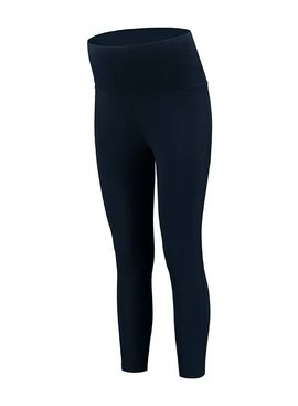 Love2Wait navy Umstandsleggings TENCEL®