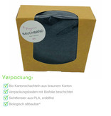 Pregeau Bio Bauchband für die Schwangerschaft oder als Nierenwärmer Made in Germany