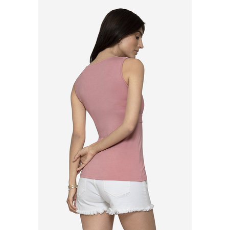 Milker Nursing Umstandsshirt Stillshirt rosa aus Bambus von Milker Nursing