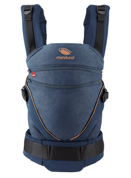 Manduca Manduca XT denimblue-toffee