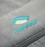 Manduca Babytrage - das Original Manduca XT grey-ocean