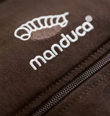 Manduca Manduca FIRST Hanf/Baumwolle braun