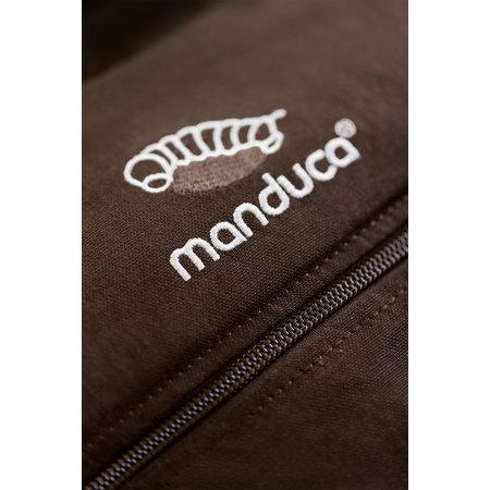 Manduca Babytrage - das Original Manduca FIRST Hanf/Baumwolle braun