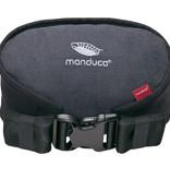 Manduca Babytrage - das Original Manduca TWIST anthrazit schwarz