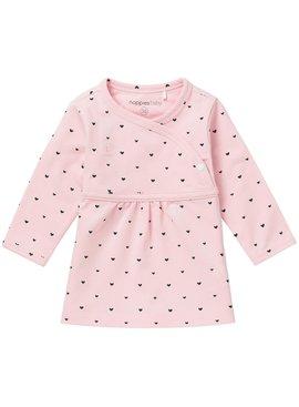 noppies Babykleid Herzchen