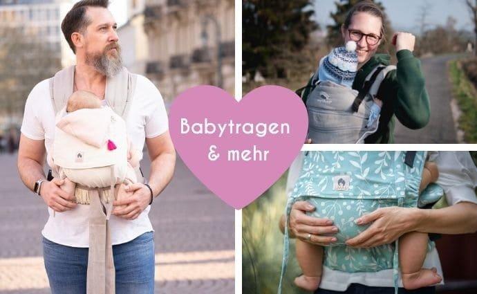 Babytragen & mehr