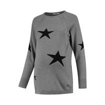 Umstandssweatshirt Stillsweatshirt Sterne