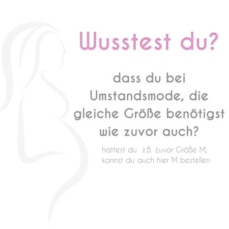 9fashion Umstandskleid in pink mit Satinschleife von 9fashion