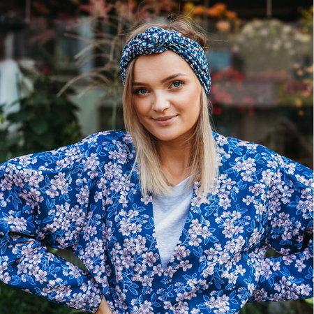ul&ka Haarband floral von Ul&ka