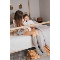 Stoppersocken Fuchs grau Baby & Mama