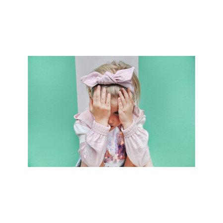 ul&ka Haarband rosa mit Punkten