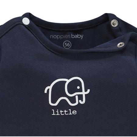 noppies 2er Set Babyhose und Shirt aus Bio Baumwolle von noppies