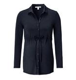 Esprit dunkelblaues Blusenshirt mit Stillfunktion von Esprit