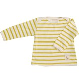 gelb-gestreiftes Shirt - BIO von Pigeon Organics