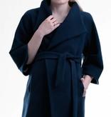 mamaija  Umstandsmantel dunkelblau weitenregulierbar von mamaija