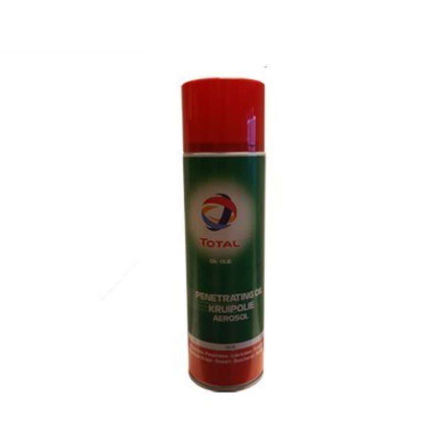 PENETRATING OIL Kruipolie voor het smeren van schroeven of bouten met roestwerende eigenschappen