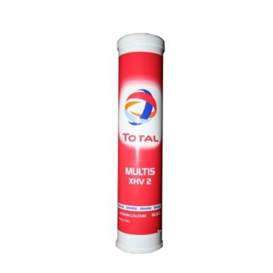MULTIS XHV 2 Zeer goed hechtend waterbestendig lithium calcium vet