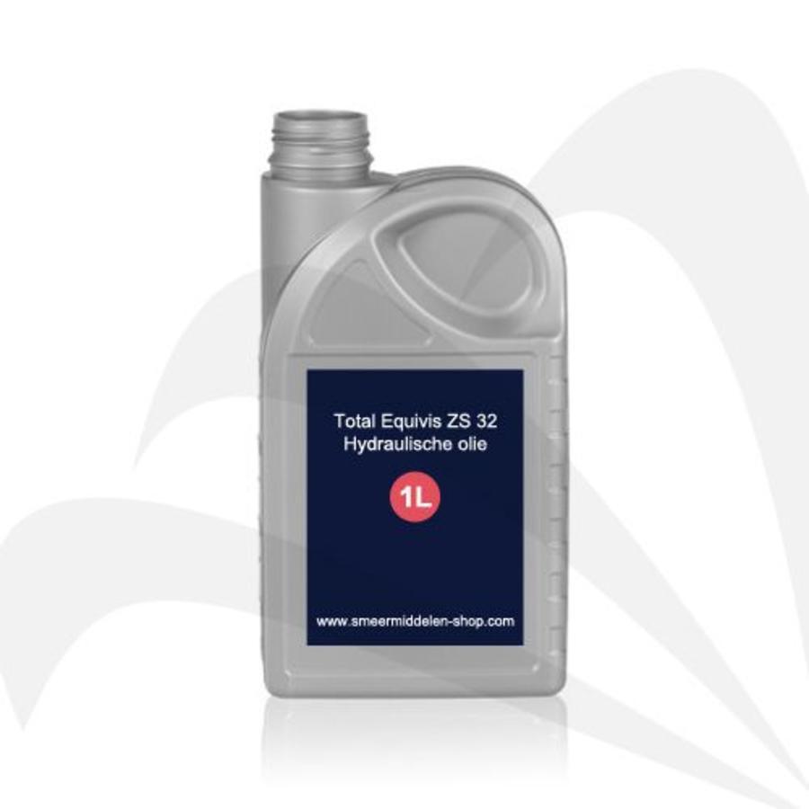 Hydraulische minerale olie 1L flacon EQUIVIS ZS
