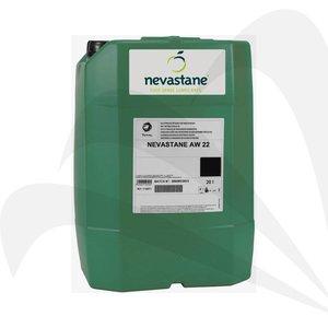 Total  Hydraulische voedselveilige witte minerale olie NEVASTANE AW