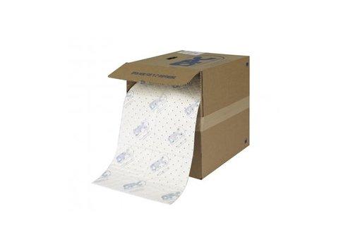 Olie-absorberende rollen (dispenser box) OP15-E