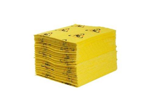 Veiligheids- en chemische doeken CH100