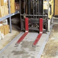 Vloermat voor intensief gebruikte zones en werkstations SIR36 / SIR72