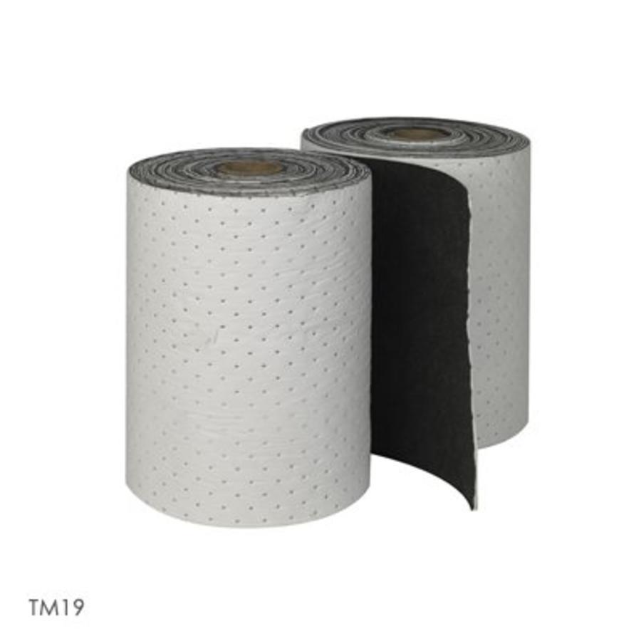 Olie absorberende rollen voor intensief gebruikte zones TM58 / TM19 / TM29 TRACKMAT