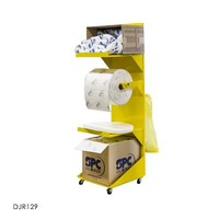 Dispensers voor absorptierollen DJR126 / DJR127 / DJR128 / DJR129
