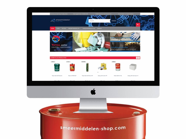 USP Lubricants introduceert nieuwe webshop voor smeermiddelen