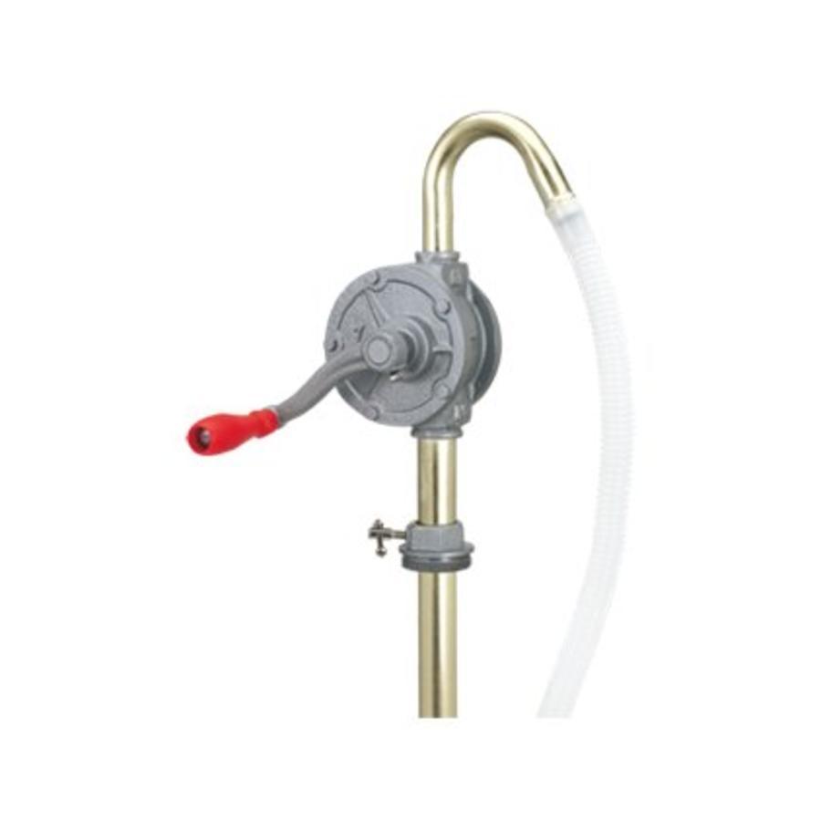 Roterende vatpomp met flexibele slang voor drums LX-1318